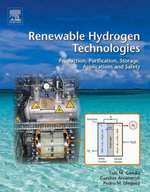 Renewable Hydrogen Technologies : Production, Purification,  Storage, Applications and Safety