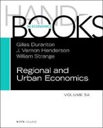 Handbook of Regional and Urban Economics : Volume 5