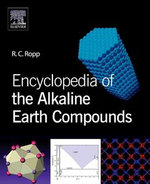 Encyclopedia of the Alkaline Earth Compounds - Richard C. Ropp
