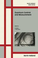 Quantum Control and Measurement
