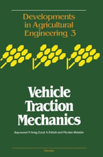 Vehicle Traction Mechanics - R.N. Yong
