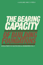 The Bearing Capacity of Building Foundations - A. Myslivec