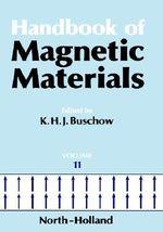 Handbook of Magnetic Materials : v. 11 - Gerard Meurant