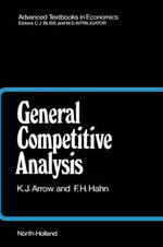 General Competitive Analysis - F. H. Hahn