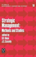 Strategic Management : Methods and Studies
