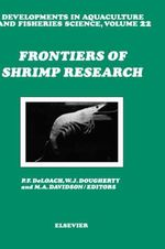 Frontiers of Shrimp Research : Frontiers in Shrimp Research