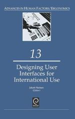 Designing User Interfaces for International Use : Designing User Interfaces for International Use