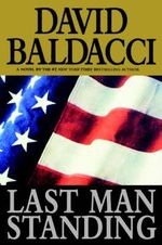 Last Man Standing - David Baldacci