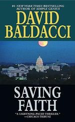Saving Faith : Dan Spider Shepherd Series : Book 9 - David Baldacci