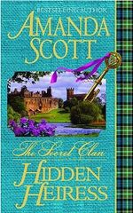 Hidden Heiress : Hidden Heiress - Amanda Scott