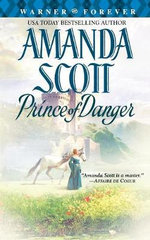 Prince of Danger - Amanda Scott