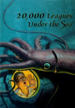 20,000 Leagues Under the Sea : Illustrated Junior Library - Jules Verne