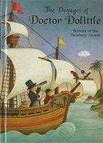 The Voyages of Doctor Dolittle : Illustrated Junior Library - Hugh Lofting