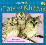 All about Cats and Kittens : All Aboard Books (Paperback) - Emily Neye