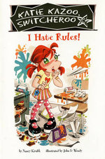 I Hate Rules! : Katie Kazoo, Switcheroo Series - Nancy Krulik