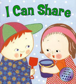 I Can Share : A Lift-The-Flap Book - Karen Katz