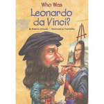Who Was Leonardo Da Vinci? : Who Was...? (Paperback) - Roberta Edwards