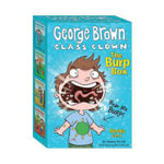 George Brown Class Clown : The Burp Box - Nancy Krulik