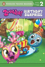 Zoobles! : Birthday Surprise - Lana Edelman