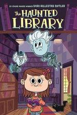 The Haunted Library - Dori Hillestad Butler