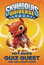 Hot Dog's Quiz Quest : Quiz and Activity Book - Cavan Scott