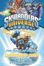 Mask of Power : Lightning Rod Faces the Cyclops Queen - Onk Beakman
