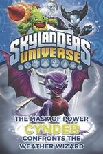 Mask of Power : Cynder Confronts the Weather Wizard #5 - Grosset & Dunlap