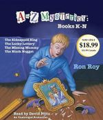 A to Z Mysteries : Books K-N - Ron Roy