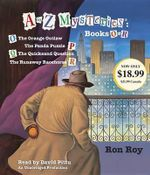 A to Z Mysteries : Books O-R - Ron Roy