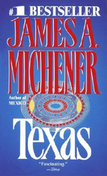 Texas - James A. Michener