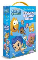 Here Come the Bubble Guppies! (Bubble Guppies) : Friendship Box - Mary Tillworth