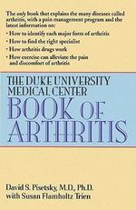 Duke Book of Arthritis - Duke University Medical C