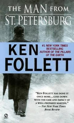 Man from St. Petersburg - Ken Follett