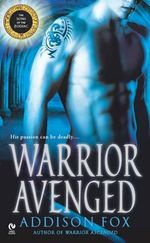 Warrior Avenged : The Sons of the Zodiac - Addison Fox
