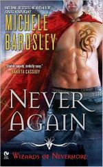 Never Again : Wizards of Nevermore Series : Book 1 - Michele Bardsley