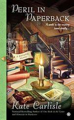 Peril in Paperback : A Bibliophile Mystery - Kate Carlisle
