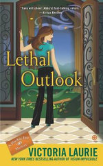 Lethal Outlook : A Psychic Eye Mystery - Victoria Laurie
