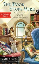 The Book Stops Here : A Bibliophile Mystery - Kate Carlisle