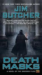 Death Masks : Dresden Files Series : Book 5 - Jim Butcher