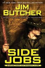 Side Jobs : Dresden Files (ROC Paperback) - Jim Butcher