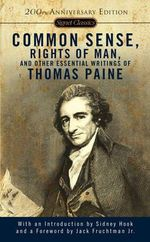 Common Sense, the Rights of MA : Signet Classics - Thomas Paine