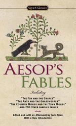 Aesop's Fables : Signet Classics - Aesop