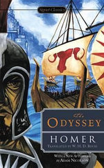 The Odyssey : The Story of Odysseus - Homer