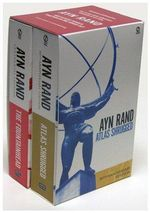 Ayn Rand Set :  The Fountainhead/Atlas Shrugged - Ayn Rand