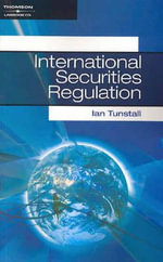 International Securities Regulation - Ian Tunstall
