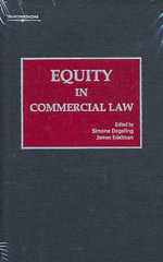 Equity in Commercial Law