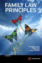 Family Law Principles - Renata Alexander