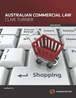 Australian Commercial Law - Clive Turner