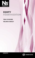 Equity - Tina Cockburn