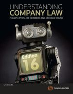 Understanding Company Law : 16th Edition - Phillip Lipton